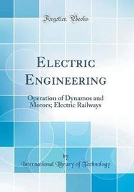 Electric Engineering by International Library of Technology image