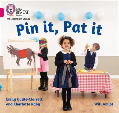 Pin it, Pat it by Charlotte Raby