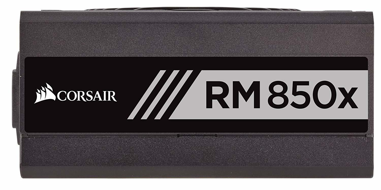 Corsair RMx Series RM850x Fully Modular 80+ Gold Power Supply image