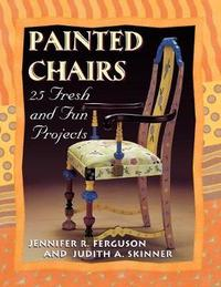 Painted Chairs by Jennifer R Ferguson