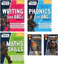 Star Wars Kindergarten learning Pack