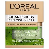 L'Oreal Paris Smooth Sugar Scrubs - Clearing (50ml)