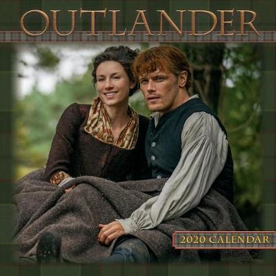 Outlander 2020 Mini Wall Calendar by Starz