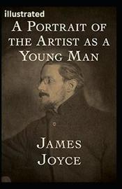 A Portrait of the Artist as a Young Man illustrated by James Joyce image