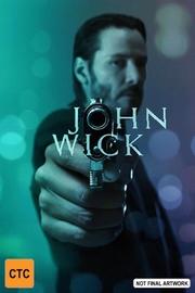 John Wick - 3-Movie Franchise Pack on DVD