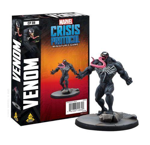 Marvel Crisis Protocol Miniatures Game Venom Expansion image