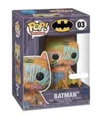 DC Comics: Batman (Orange) Pop! Vinyl Figure + Protector