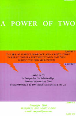 A Power of Two by Marjorie Caspe image
