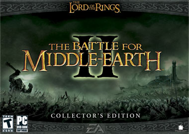 Lord of the Rings, The: The Battle for Middle-Earth II DVD Collector's Edition for PC image