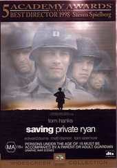 Saving Private Ryan (2 Disc Set) on DVD