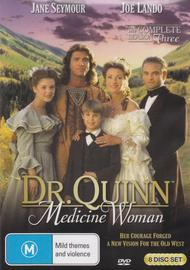 Dr Quinn Medicine Woman - Season 3 on DVD