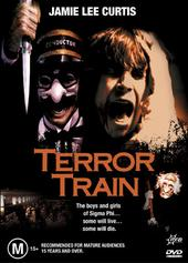 Terror Train on DVD