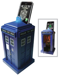 Doctor Who - Tardis Smart Phone Safe