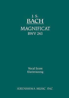 Magnificat, BWV 243 - Vocal Score