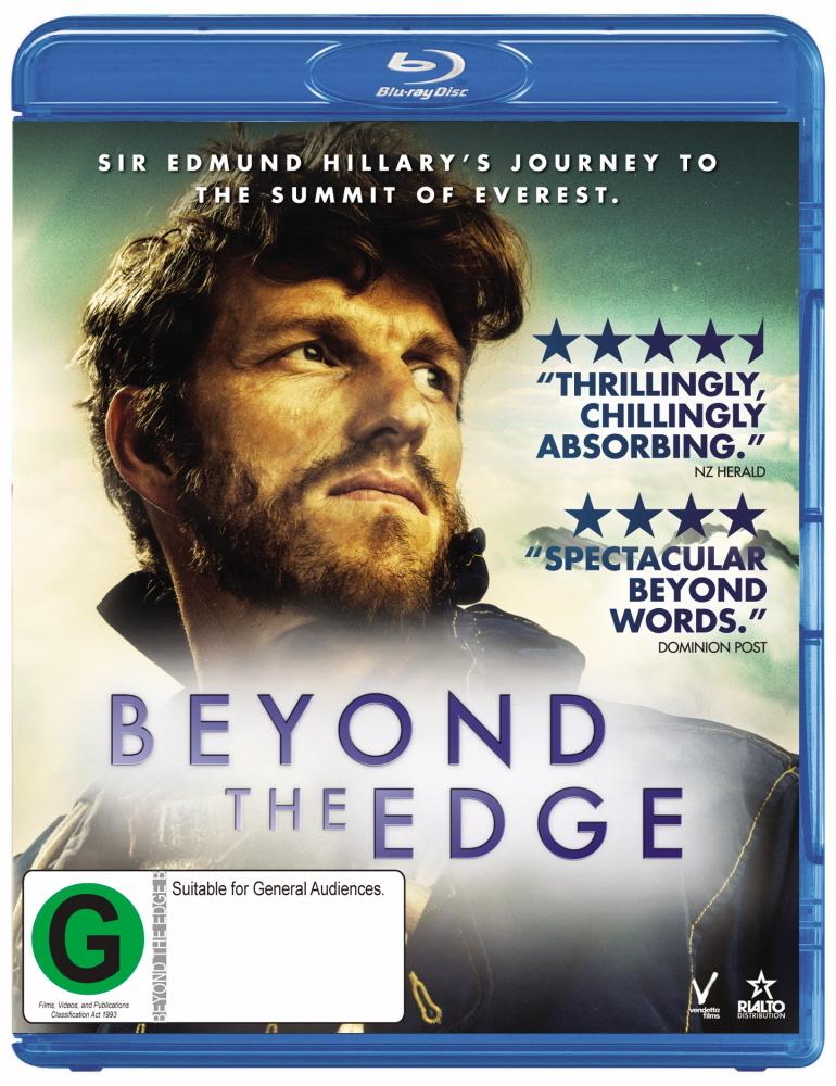 Beyond The Edge on Blu-ray image