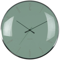 Karlsson Wall Clock - Dragonfly: Green