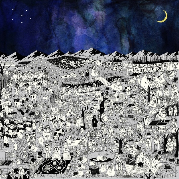 Pure Comedy (2LP) by Father John Misty