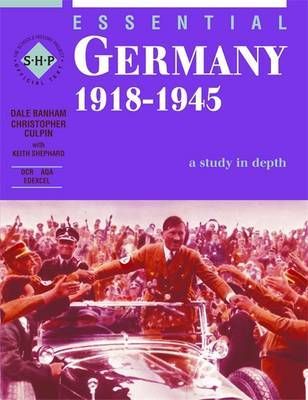 Essential Germany 1918-45 by Christopher Culpin image