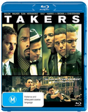 Takers on Blu-ray