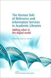 The Human Side of Reference and Information Services in Academic Libraries image