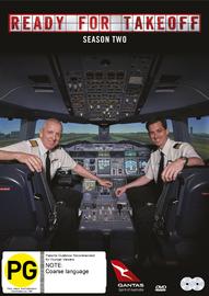 Ready For Takeoff - Season Two on DVD