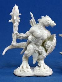 Dark Heaven Bones - Lizardman Warrior image