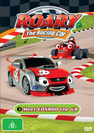 Roary the Racing Car - Meet Conrod The V8 on DVD