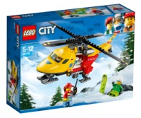 LEGO City: Ambulance Helicopter (60179)