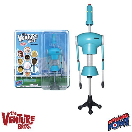 """The Venture Bros: H.E.L.P.eR. - 8"""" Action Figure"""