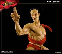 Street Fighter: Oro - 1:4 Scale Statue