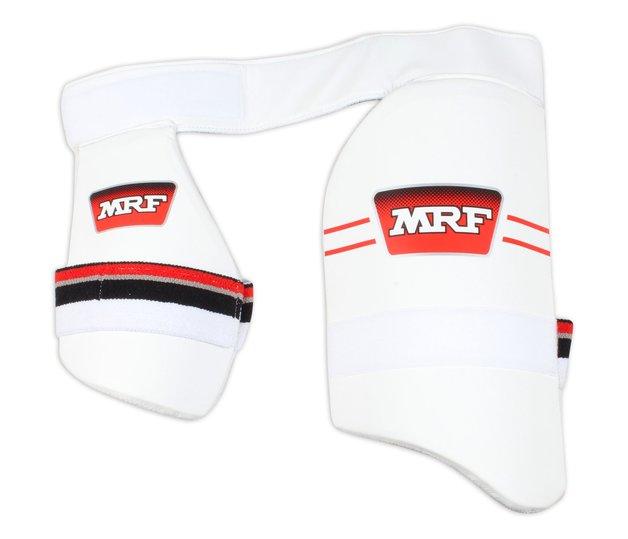 MRF Youth Dual Thigh Guard (RH)