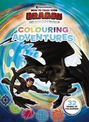 How to Train your Dragon The Hidden World: Colouring Adventures image