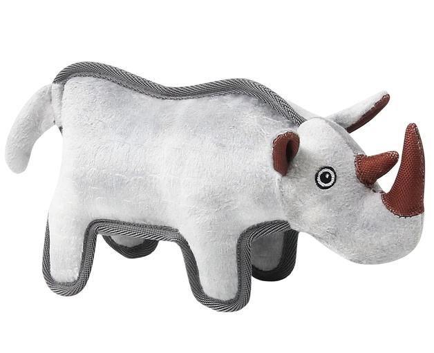Pawise: Tuff Toy - Rhinoceros