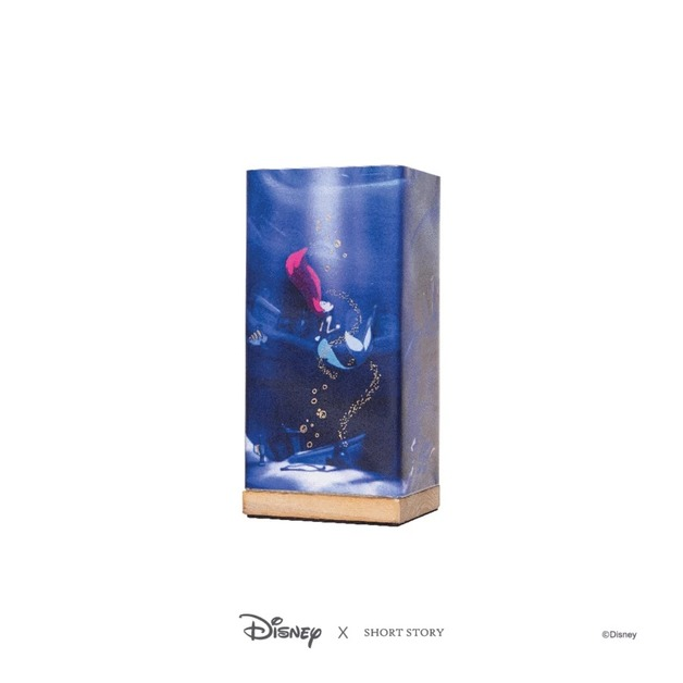 Disney: Kami Lamp - Little Mermaid