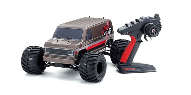 Kyosho: 1/10 EP RS 4WD Fazer Mk II Mad Van (with Battery & Charger)