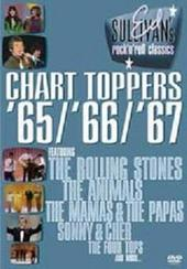 Ed Sullivan's Rock 'N' Roll Classics - Chart Toppers '65/'66/'67 on DVD