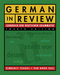 German in Review by Kimberly Sparks image