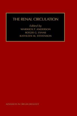 The Renal Circulation: Volume 9 image