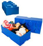 LEGO Storage Brick 8 (Dark Blue)