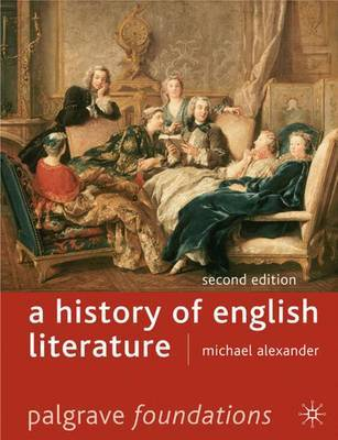 A History of English Literature by Michael Alexander