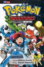 Pokemon Adventures: Black and White, Vol. 5 by Hidenori Kusaka