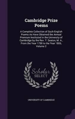 Cambridge Prize Poems