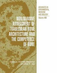 Noninvasive Assessment of Trabecular Bone Architecture and The Competence of Bone