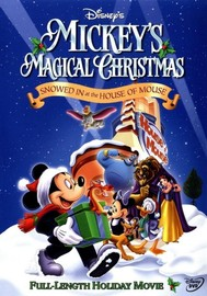 Mickey's Magical Christmas on DVD image