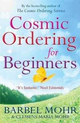 Cosmic Ordering for Beginners by Barbel Mohr image