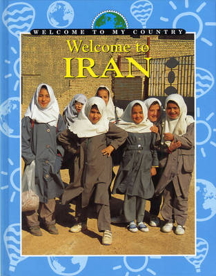 Welcome To My Country: Iran by David Yip image