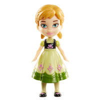 Disney Princess: My First Mini Toddler Doll - Anna (Green Dress)