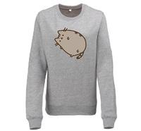 Pusheen Crew Neck Sweatshirt (Medium)