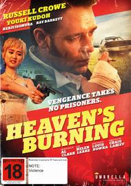 Heaven's Burning on DVD