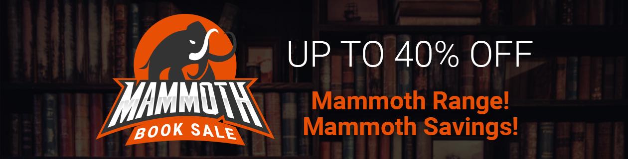 Mammoth sale